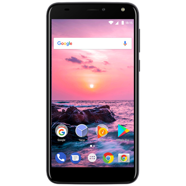 Смартфон BQ mobile Bliss Gray (BQ-5511L)