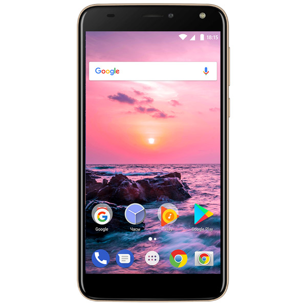 Смартфон BQ mobile Bliss Gold (BQ-5511L)
