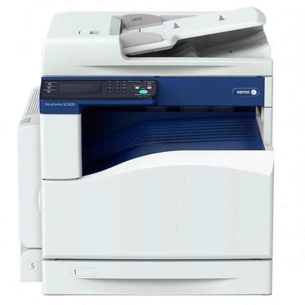 Лазерное МФУ (цветное) Xerox DocuCentre SC2020