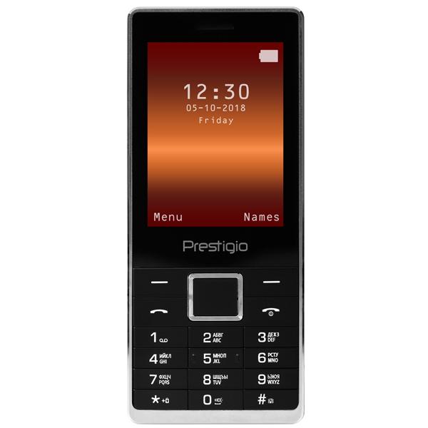Мобильный телефон Prestigio, Muze K1 Duo Black (PFP1286)  - купить со скидкой