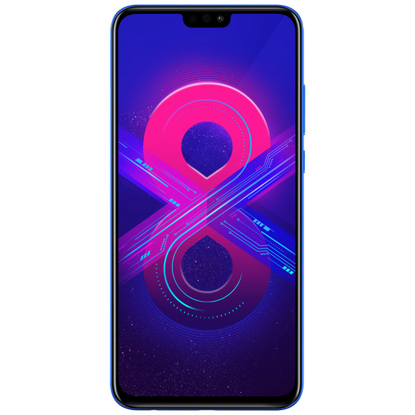 Смартфон Honor 8X 64Gb Blue (JSN-L21)