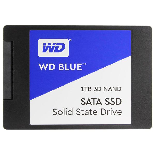 Внутренний SSD накопитель WD