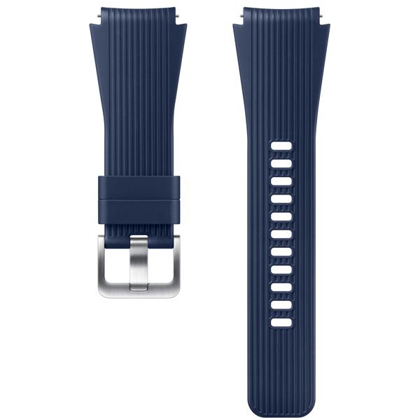 Сменный ремешок для носимого устройства Samsung силиконовый ремешок для Galaxy Watch 46mm, Blue