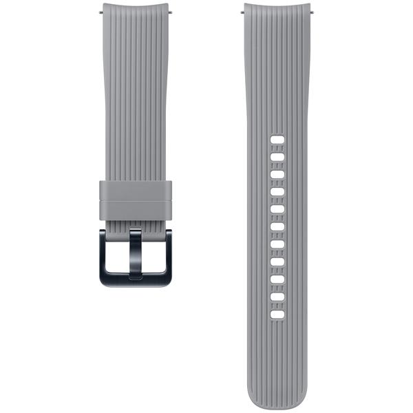 Сменный ремешок для носимого устройства Samsung силиконовый ремешок для Galaxy Watch 42mm, Gray