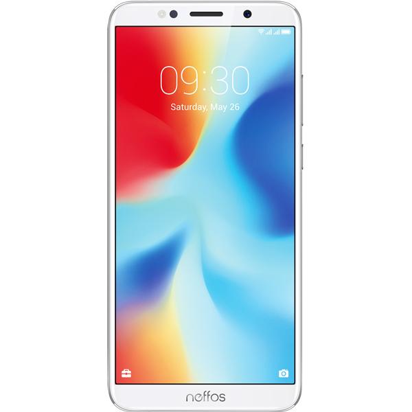 Смартфон TP-Link Neffos C9A Moonlight Silver (TP706A)