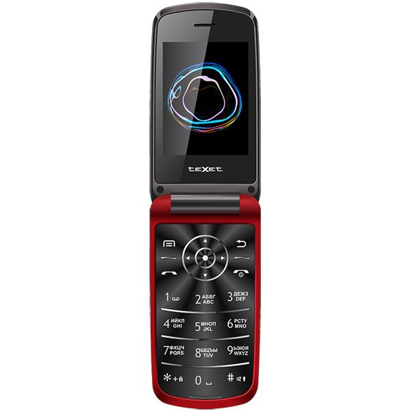 Мобильный телефон teXet — TM-414 Red
