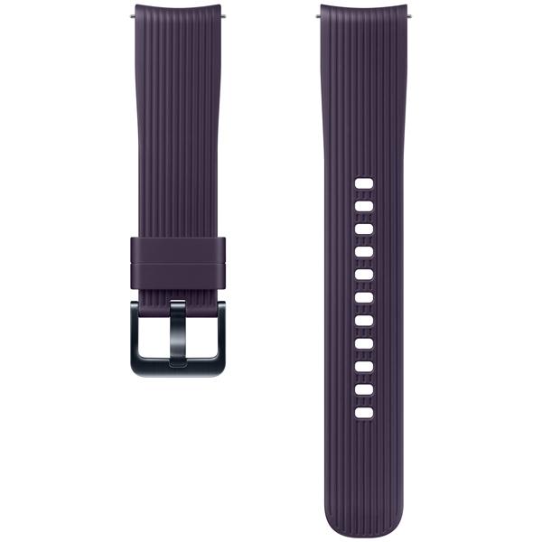 Сменный ремешок для носимого устройства Samsung силиконовый ремешок для Galaxy Watch 42mm, Violet