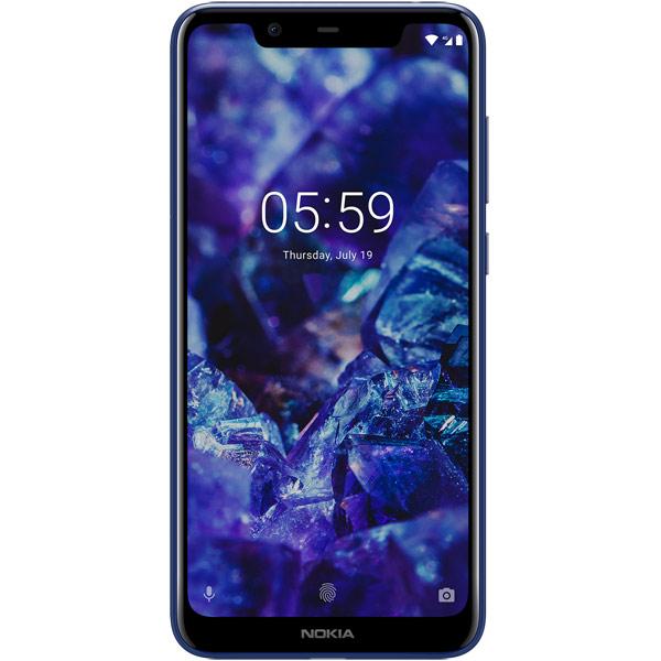 Смартфон Nokia 5.1 Plus Blue