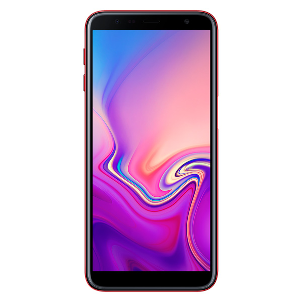 Смартфон Samsung Galaxy J6+ 32Gb Red (SM-J610FN)