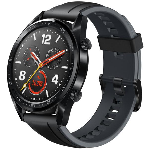 Купить Смарт-часы Huawei Watch GT Steel Black (FTN-B19) в каталоге ... 1fd276c31dff1