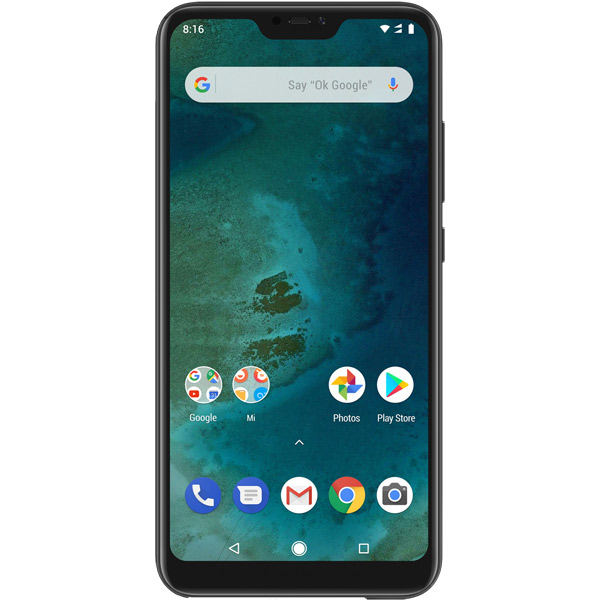 Смартфон Xiaomi Mi A2 Lite 32Gb Black