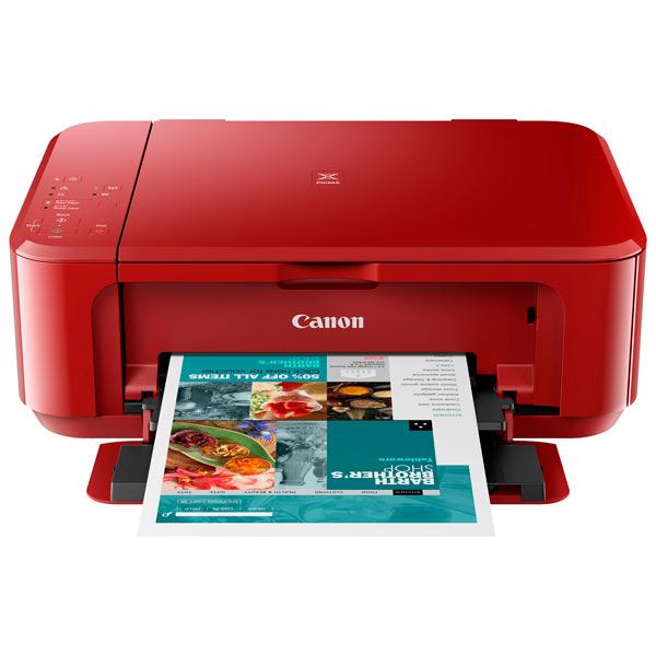 Струйное МФУ Canon PIXMA MG3640S Red