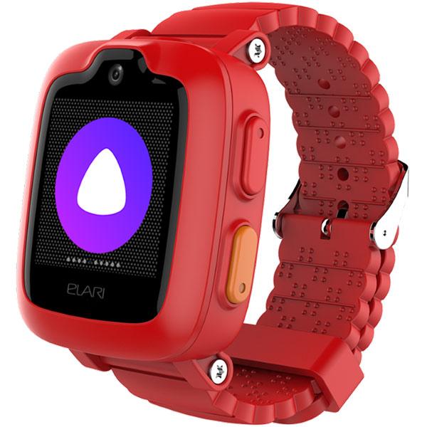 Купить Часы с GPS трекером Elari KidPhone 3G Red в каталоге интернет магазина М.Видео по выгодной цене с доставкой, отзывы, фотографии - Тула