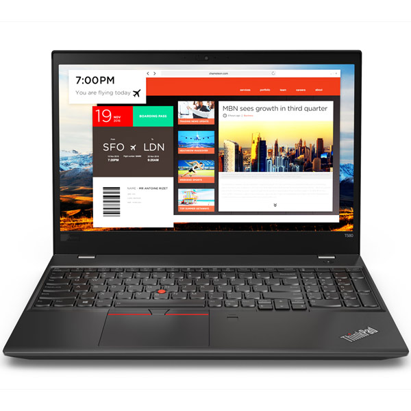 Ноутбук Lenovo ThinkPad T580 (20L90025RT)