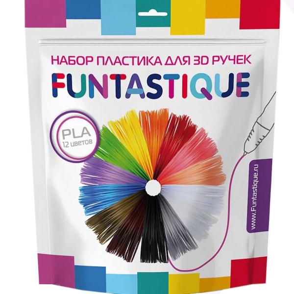 Картридж для 3D-принтера Funtastique PLA-PEN-12