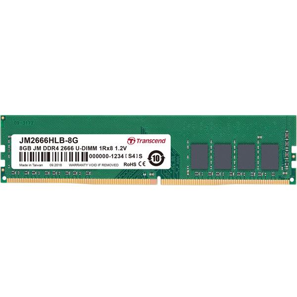 Оперативная память Transcend 8GB JM2666HLB-8G