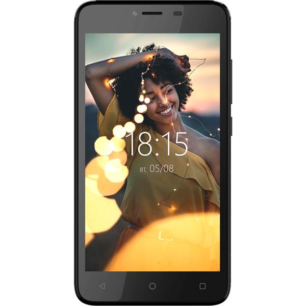 Смартфон BQ mobile Velvet Easy Black (BQ-5000G)
