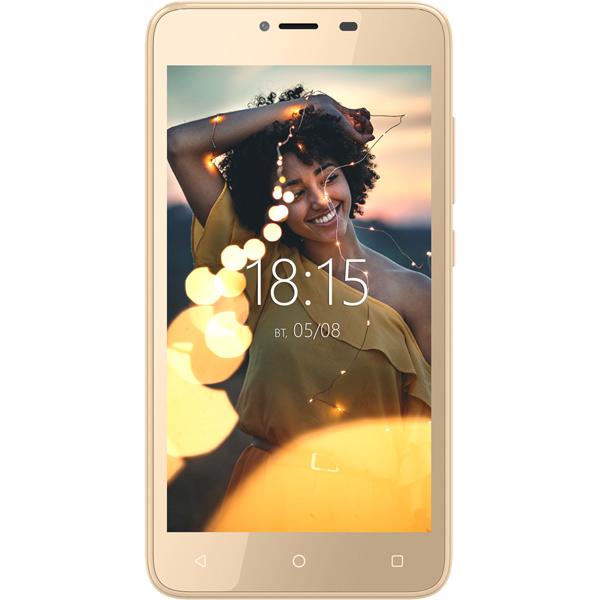 Смартфон BQ mobile Velvet Easy Gold (BQ-5000G)
