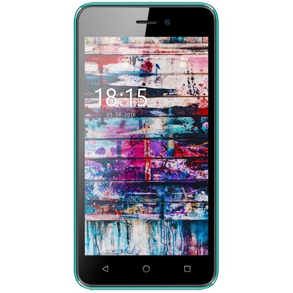 Смартфон BQ mobile FUN Dark Glossy Light Blue (BQ-5002G)