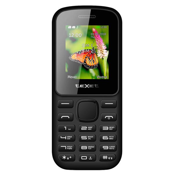 Мобильный телефон teXet — TM-130