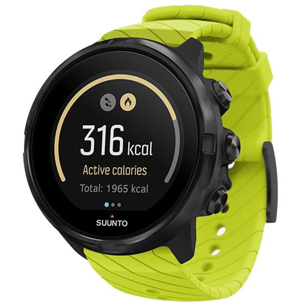 Спортивные часы Suunto 9 G1 Lime