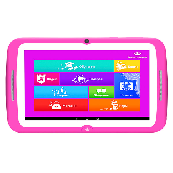 Планшет TurboKids — Princess Wi-Fi 16Gb