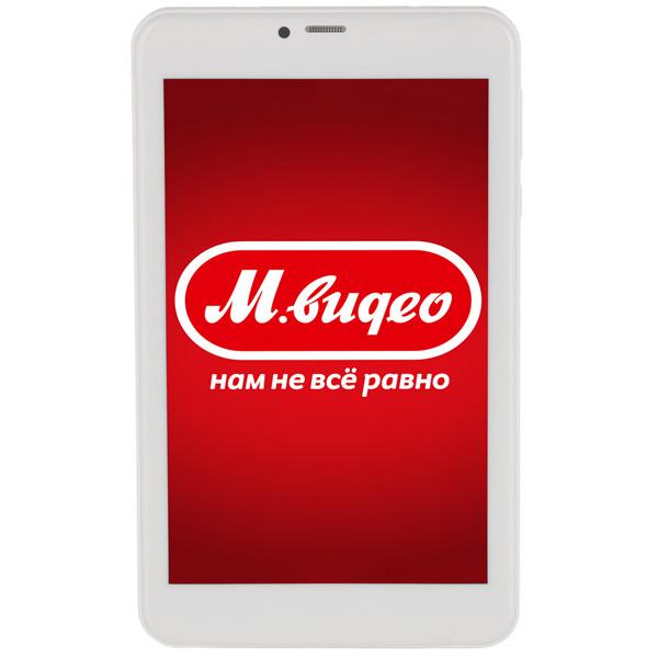 """Купить Планшет Digma Plane 7561N 7"""" 16Gb 3G Silver (PS7176MG) в каталоге интернет магазина М.Видео по выгодной цене с доставкой, отзывы, фотографии - Вологда"""