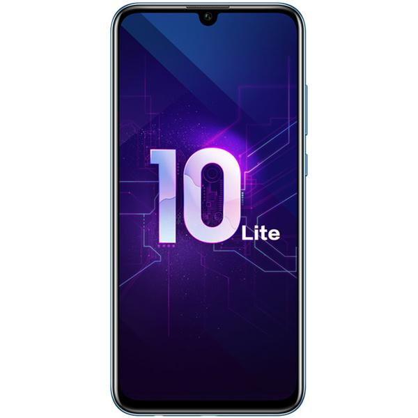 Купить Смартфон Honor 10 Lite 32Gb Sky Blue (HRY-LX1 ) в каталоге интернет магазина М.Видео по выгодной цене с доставкой, отзывы, фотографии - Москва