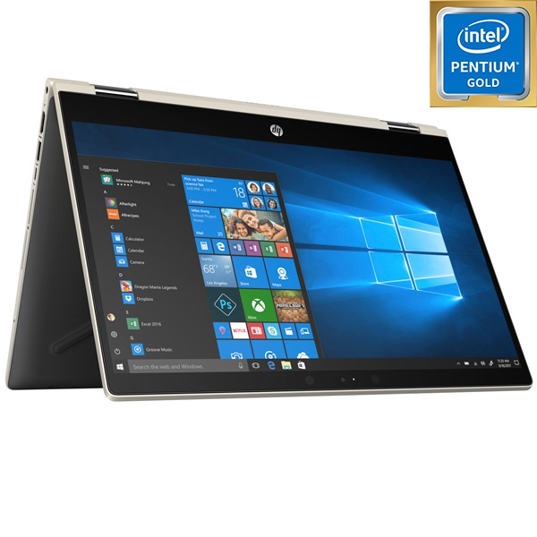 Ноутбук-трансформер HP — Pavilion x360 Convertible 14-dd0002ur 4XY85EA