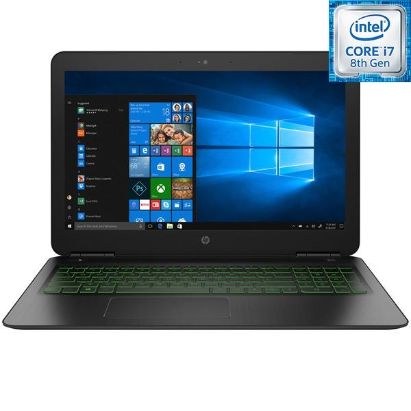 Ноутбук игровой HP — Pavilion 15-bc456ur 6AX62EA