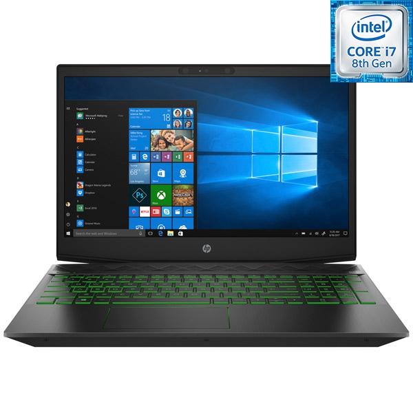 Ноутбук игровой HP — Pavilion 15-cx0130ur 6AU59EA