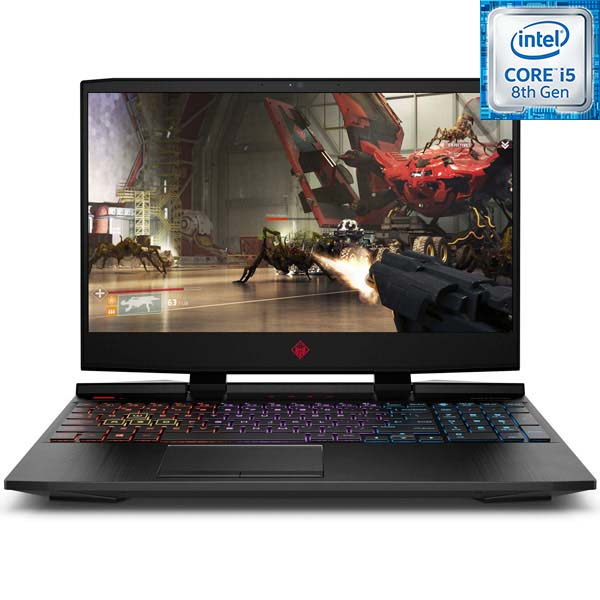 Ноутбук игровой HP — OMEN 15-dc0022ur 4GR13EA