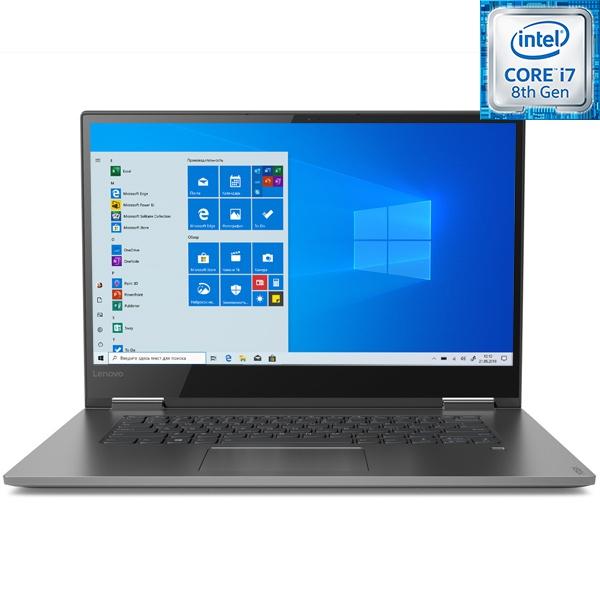 Ноутбук-трансформер Lenovo — Yoga 730-15IWL (81JS000SRU)