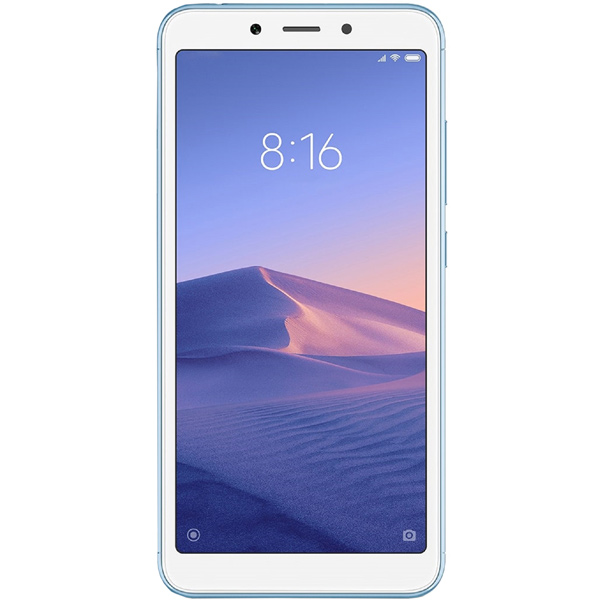 2c8eb0b98f6eb Купить Смартфон Xiaomi Redmi 6A 32Gb Blue в каталоге интернет ...