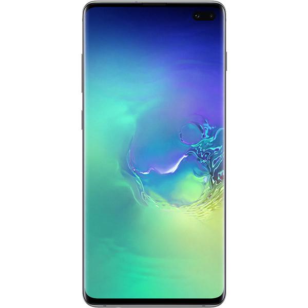 Смартфон Samsung — Galaxy S10+ Аквамарин