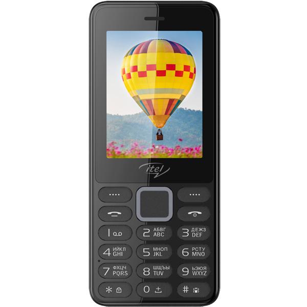 Мобильный телефон Itel — IT5022 Elegant Black