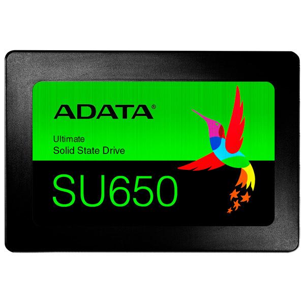 Внутренний SSD накопитель ADATA 480GB ASU650SS-480GT-R
