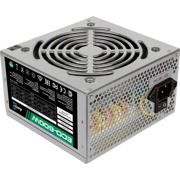 Блок питания для компьютера Aerocool ECO-600W