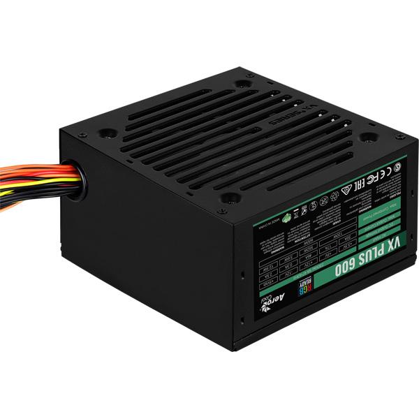 Блок питания для компьютера Aerocool — VX PLUS 600 RGB