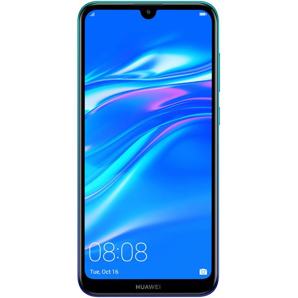 Смартфон Huawei — Y7 2019 (DUB-LX1) Aurora Blue