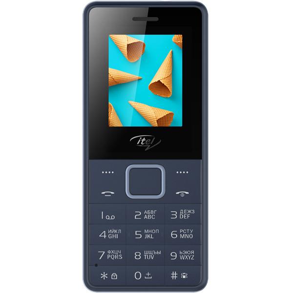 Мобильный телефон Itel IT2160 Dark Blue