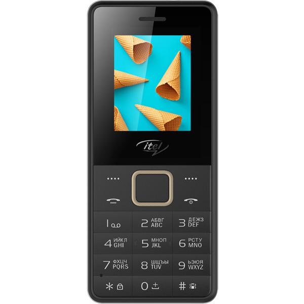 Мобильный телефон Itel — IT2160 Black