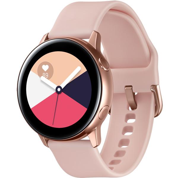 46481052 Купить Смарт-часы Samsung Galaxy Watch Active SM-R500 Нежная пудра в ...