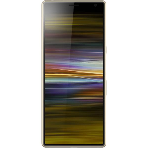Купить Смартфон Sony Xperia 10 Plus Gold (I4213) в каталоге интернет магазина М.Видео по выгодной цене с доставкой, отзывы, фотографии - Москва