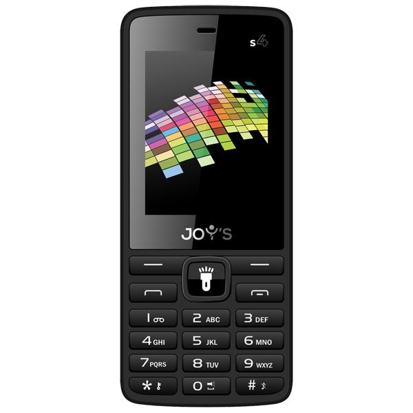 Мобильный телефон Joy's — S4 Black