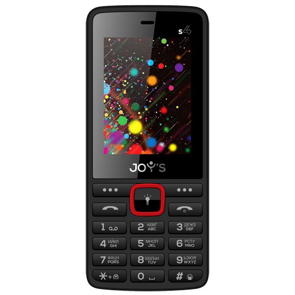 Мобильный телефон Joy's — S4 Red