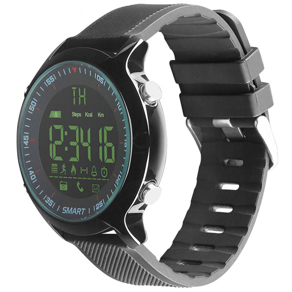 Смарт-часы Digma Smartline E1m Black