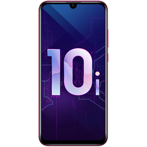Смартфон Honor 10I 128Gb Shimmering Red (HRY-LX1T)