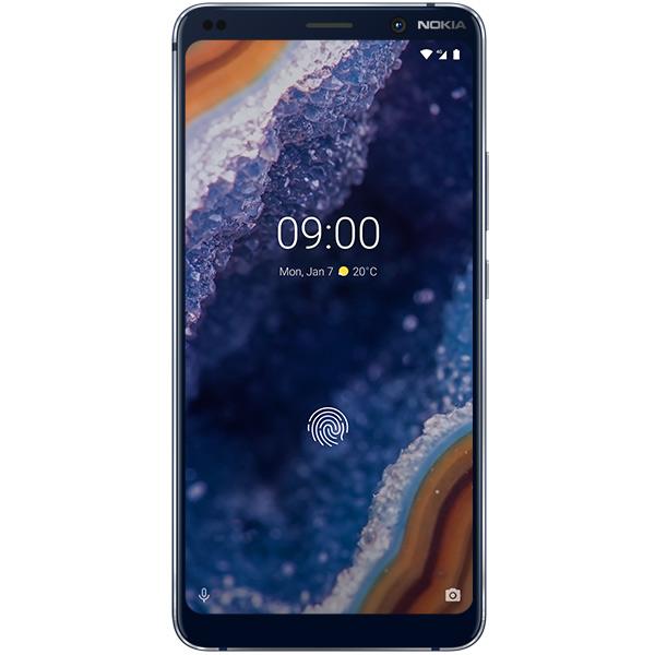 Смартфон Nokia 9 DS Blue (TA-1087)