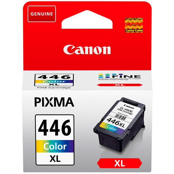 Картридж для струйного принтера Canon CL-446XL цвет 13